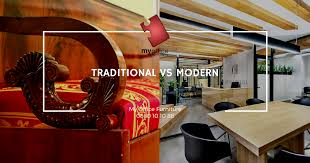 traditional office design. Traditional VS Modern Office Design