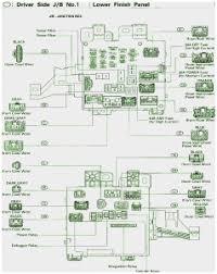 2000 toyota 4runner engine diagram astonishing 1997 toyota 4runner 2000 toyota 4runner engine diagram beautiful toyota fuse box diagram fuse box toyota 1998 sienna of