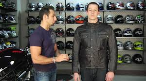 dainese maverick leather jacket review at revzilla com