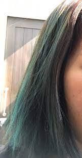 ช่วยด้วยค่ะ หักล้างสีผมยังไงดีคะ ตอนนี้ผมสีฟ้าอมเขียว - Pantip