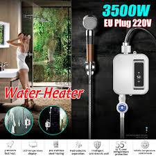 Vòi Nước Nóng Lạnh 3500w Cho Nhà Bếp - Máy nước nóng