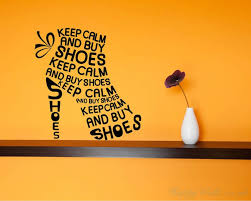 keep calm high heels keep calm es wall art stickers