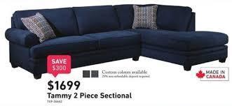 leon 039 s tammy 2 piece sectional