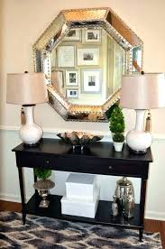 how to decorate entryway table. Corner Entry Table Furniture Full Size Of Entryway Decor Ideas On Foyer Regarding Console How To Decorate A