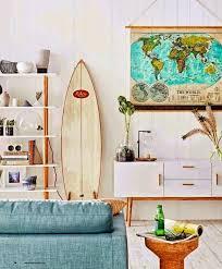 surf inspired home decor retro home