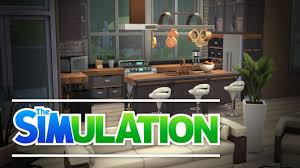 Sims Kitchen The Sims 4 Cool Kitchen Stuff Pack Thesimulation Youtube