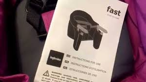 inglesina fast hook on chair unboxing