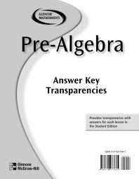 answer key transparencies mathnmind