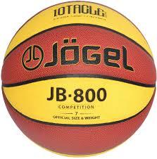 <b>Мяч</b> баскетбольный <b>JÖGEL</b> Баскетбольный <b>мяч JB</b>-<b>800 №7</b> №4 ...