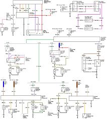 1990 mustang 5 0 alternator wiring 1990 F250 Alternator Wiring Diagram Ford F250 Wiring Diagram Online