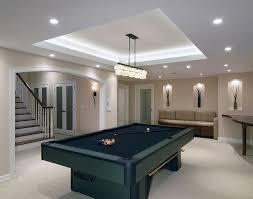 game room lighting ideas basement finishing ideas. Basement-Finishing-Ideas-with-Billiard.jpg Game Room Lighting Ideas Basement Finishing