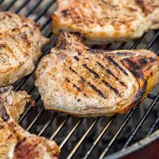 grilled pork chops recipe the cookie