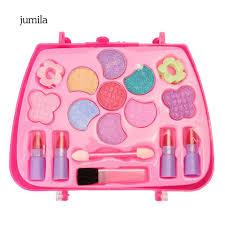 Bộ đồ chơi dụng cụ trang điểm mỹ phẩm bằng nhựa dành cho bé gái -Hàng nhập  khẩu