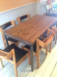 making a dining table from reclaimed wood medium size of throughout make your own kitchen inspirations 18