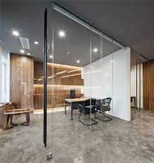 glass office design. gallery of paper folding space elle office feeling brand design co ltd 1 glass