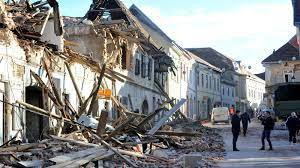 Croatia Hit by Strong Earthquake - The ...