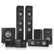 infinity surround speakers. infinity reference 7.1 surround speakers