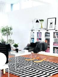 ikea striped area rug living room stripe home office