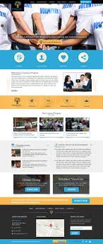Web Design Articles 2015 Playful Modern Human Rights Web Design For A Company By