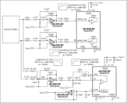 overview of 2 1 satellite subwoofer speaker systems figure 11 audio circuit diagram