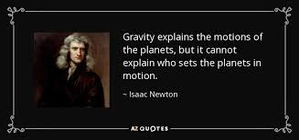 Isaac Newton Quotes About Life