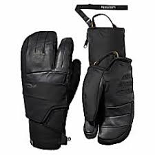 Kjus Men 7sphere Glove Black Fast And Cheap Shipping