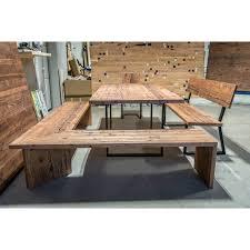 Sitzbank Mit Lehne Aus Holz Für Alte Esstische