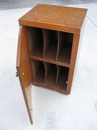 lp storage furniture. mid century vinyl record storage furniture cabinet lp d