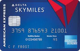 Delta Skymiles Benefits Chart Blue Delta Skymiles Credit Card Is It Good For Delta