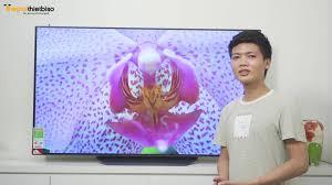 Thegioithietbiso - Siêu Thị Điện Máy, Điện Lạnh, Âm Thanh Chính hãng - Đánh  giá chi tiết Tivi LG Smart OLED C9 4K 55 inch 55C9PTA chính hãng