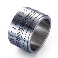 Stainless Steel <b>Rotating Ring</b> UK
