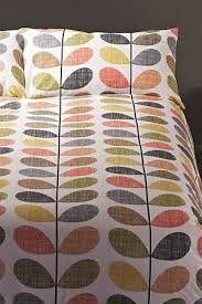 49 best Bed linen & Bedrooms images on Pinterest | Antique ... & Shop for Orla Kiely Scribble Stem Quilt Cover Set available in Double,  Queen and King sizes. Adamdwight.com