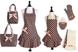 kitchen apron. kitchen apron set
