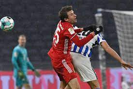 Bayern Munich's Thomas Müller expected battle from Hertha Berlin - Bavarian  Football Works