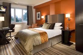 Orange Color For Bedroom The 20 Cool Orange Bedrooms Design 2016