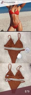 Frankie By Rebecca Swim Bikini Nwt Nwt Swimsuit From