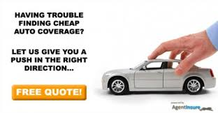 Free Auto Insurance Quotes