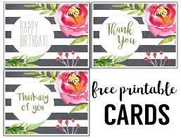 Thank You Black And White Printable Thank You Card Designs Black And White Free Printable