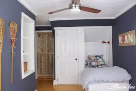 boys blue bedroom. Final Reveal - Ryan\u0027s Built In Boys Blue Bedroom One Room Challenge Week 6 Lehman Lane