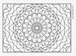 There are many toys / accessories to create beautiful mandalas. Mandala Full Page April 2020 Coloring Sheets For Kids Full Page Printable Mandalas Hd Png Download Vhv