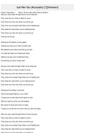 Passenger All The Little Lights Acoustic Let Her Go Acoustic Version Lyrics Passenger 1