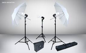 600w photography photo portrait studio day light umbrella continuous lighting kit am153