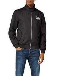 <b>Lonsdale</b> London Men's Jacke Slim Fit Harrington <b>Jacket</b>: Amazon ...