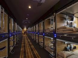 Schlafen In Der Kapsel 8 High Tech Unterkünfte Die Unsere Art Zu