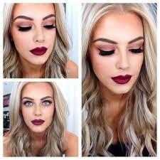 pin by macey long on makeup and nails 3 dark hair makeup and dark lips