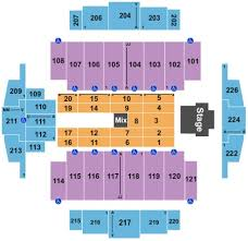Tacoma Dome Seating Chart With Rows Tacoma Dome Tickets And Tacoma Dome Seating Charts 2019