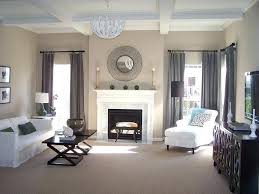 beige accent colors for living