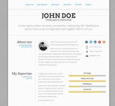 Resume Html Template Delectable Templates Free Samples Examples Format Cv Resume Html Template Cv