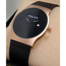 buy police men s watches online in kaymu pk plc slim chain date edition watch for men