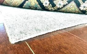 felt rug pad 5 x 8 best area decoration